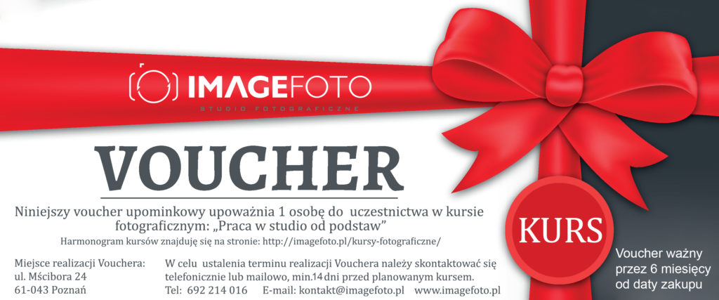 Voucher upominkowy foto