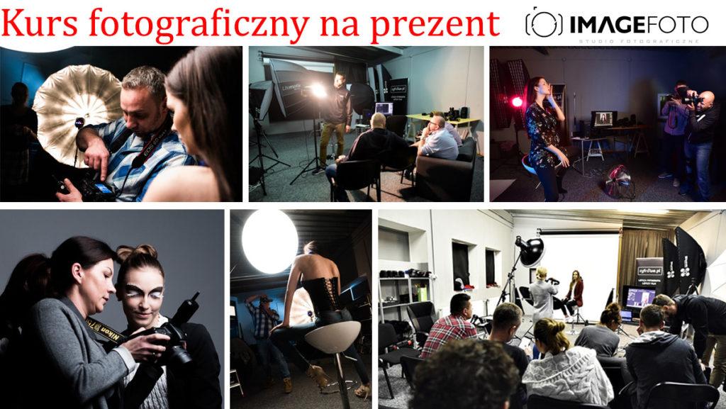 Kurs fotograficzny na prezent