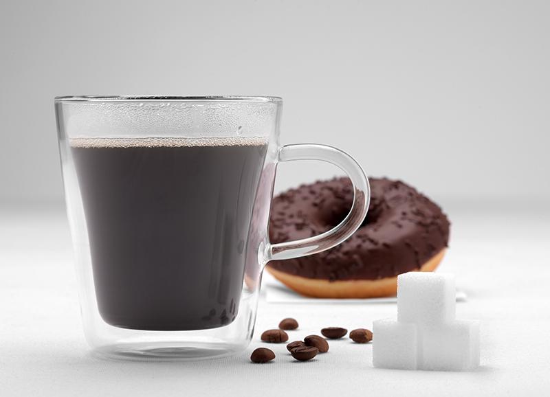 Fotografia kawy