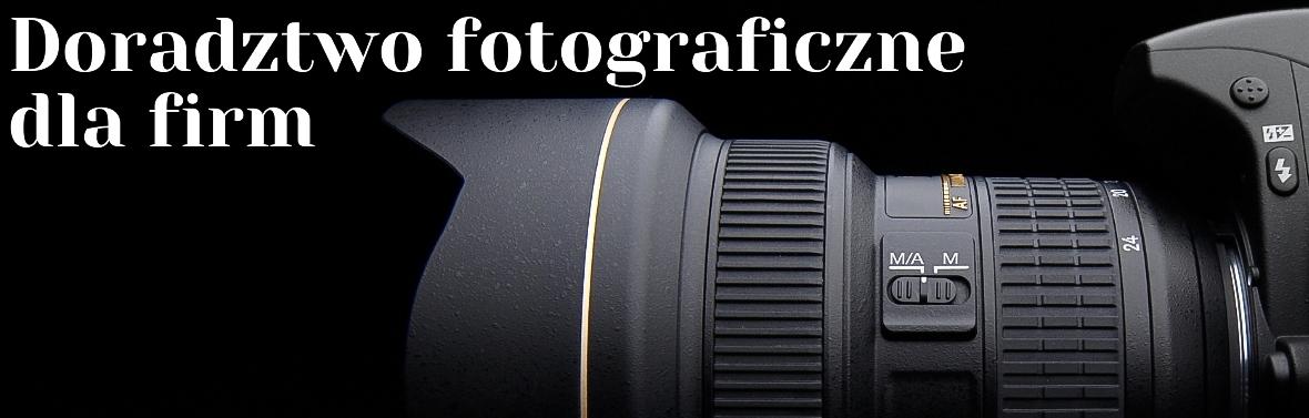 Doradztwo fotograficzne dla firm